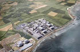 Hinkley Point C. Zdroj: edfenergy.com