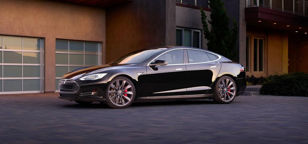 Tesla Model S. Zdroj: Tesla