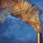 Za každou vypuštěnou tunu CO2 se platí. Zdroj: dallasobserver.com