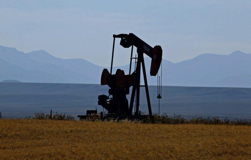 Těžba ropy, pokles cen ropy