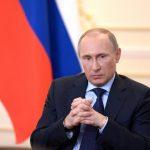 Putin: Ukrajina by mohla odčerpávat plyn určený Evropě
