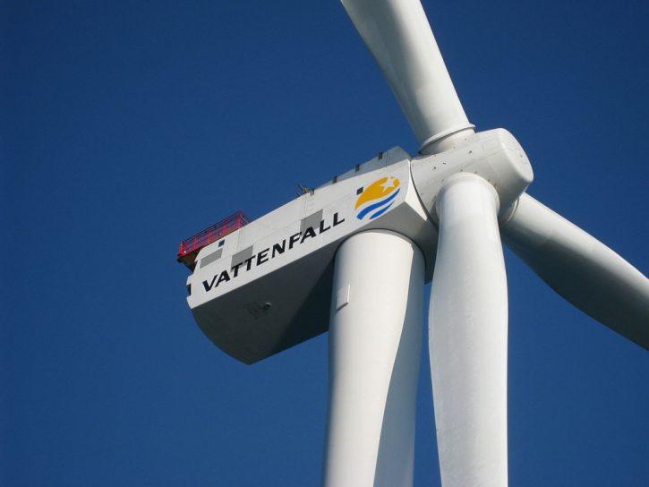 Vattenfall se chce zaměřit více na obnovitelné zdroje energie