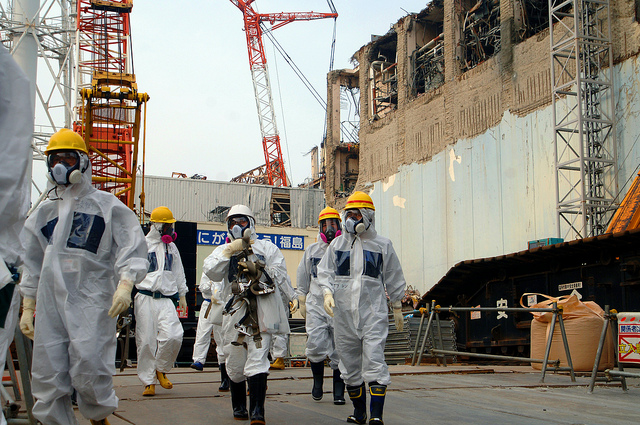 Fukushima po havárii