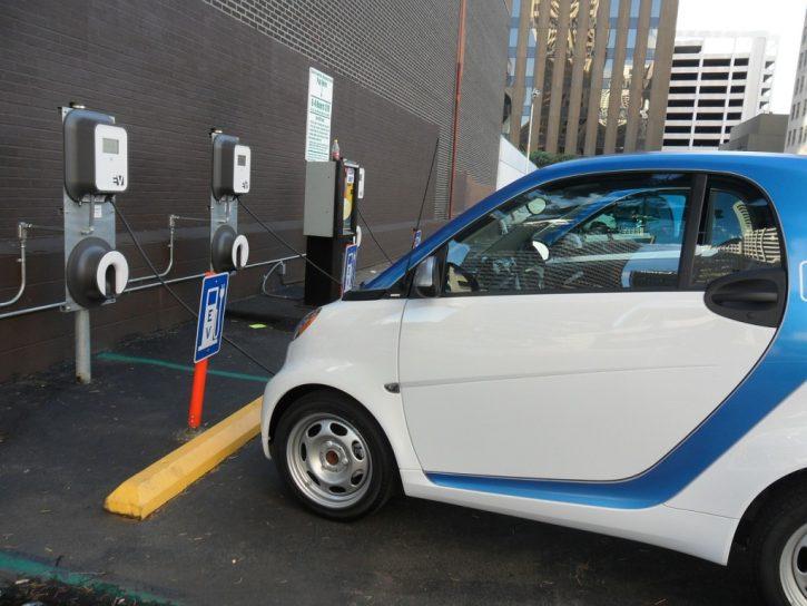 Elektrické auto, elektromobilita