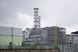Elektrárna Černobyl