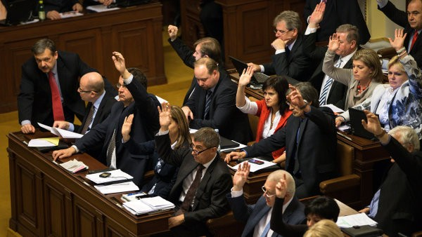 Poslanecká sněmovna energetický zákon