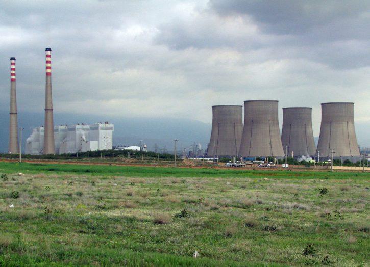 Paroplynová elektrárna Shazand. Autor: SaMin SAmIN