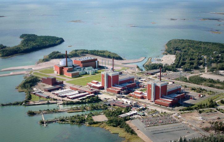 Jaderná elektrárna Olkiluoto