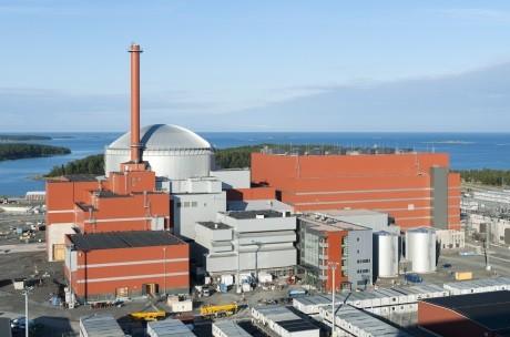 Jaderná elektrárna JE Olkiluoto