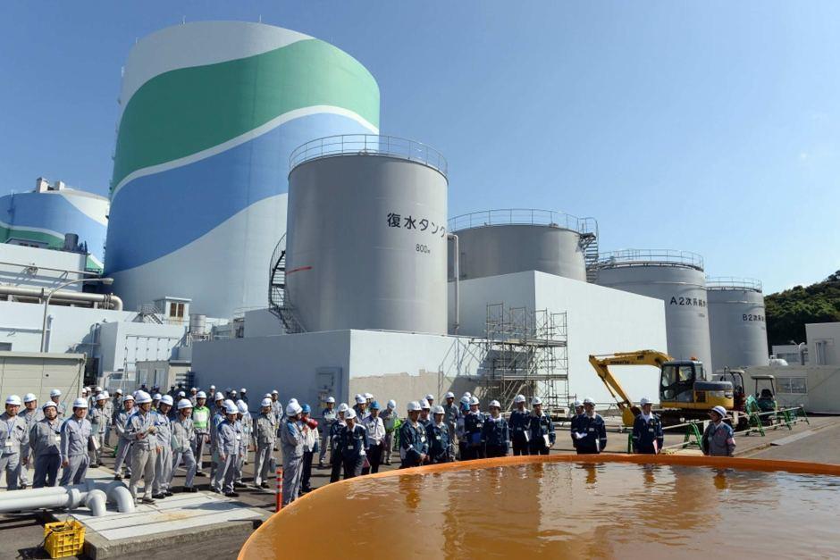 Jaderná elektrárna Sendai