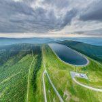 Přečerpávací vodní elektrárna Dlouhé stráně zaznamenala loni rekordní výrobu