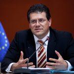 Stávající krize nezastiňují vznik energetické unie EU, říká Šefčovič