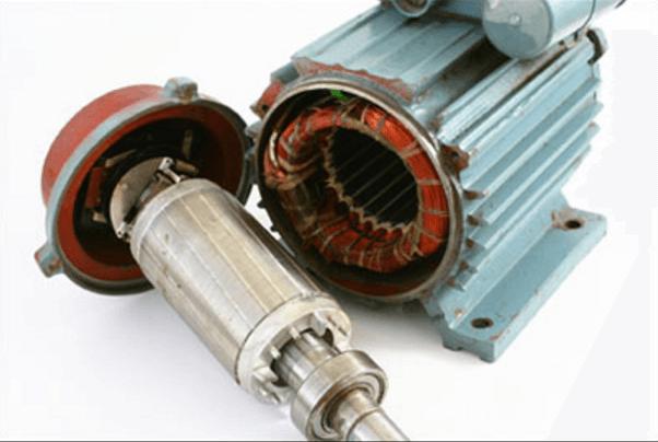 asynchronní stroj motor