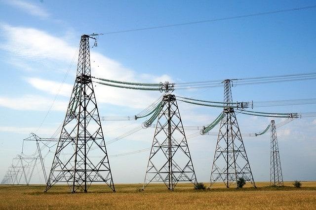 Rozvoj elektrické soustavy - Německo
