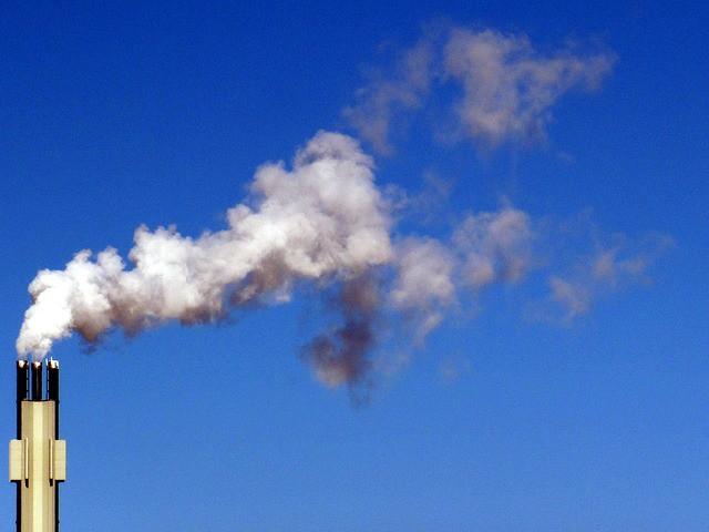 emise CO2 v ČR