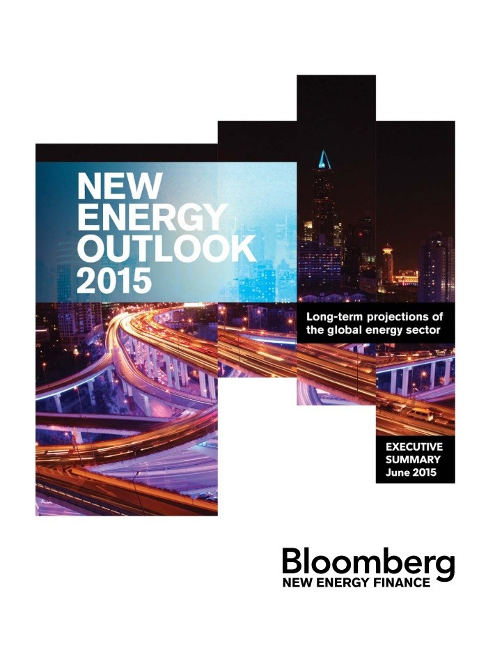 Bloomberg New Finance Energy Outlook