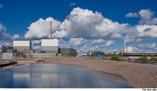 Oskarshamn jaderná elektrárna