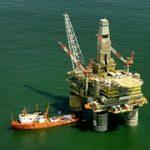 Nové naleziště zemního plynu v Severním moři