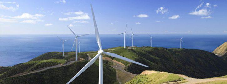 Větrné elektrárny Siemens