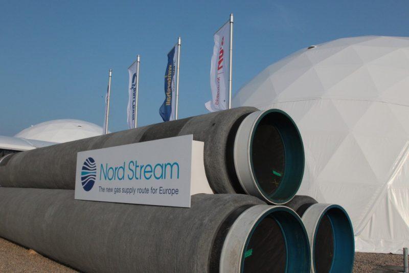Trasa plynovodu Nord Stream