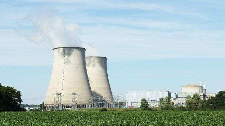 Jaderná energetika v Jižní Koreji