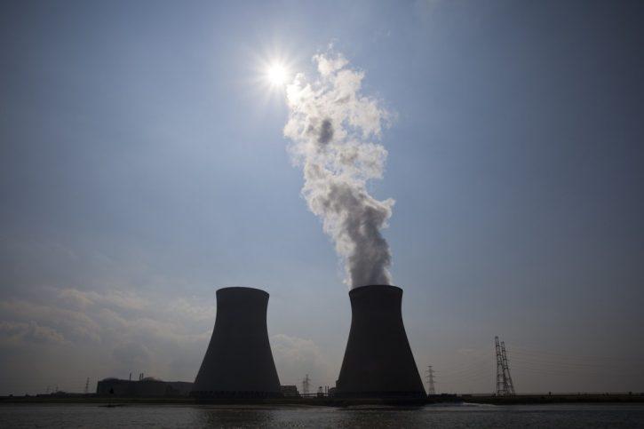 Jaderné elektrárny v německu