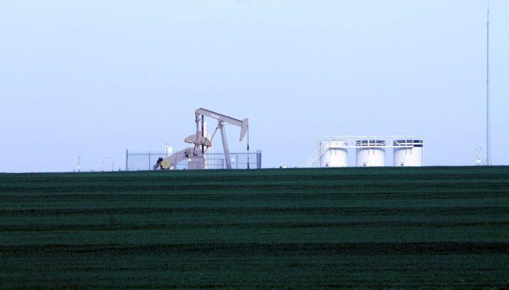 Tězba břidlicového plynu Polsko