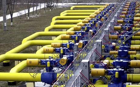 Ukrajinský plyn