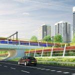 V Nizozemsku testují protihlukové stěny schopné vyrábět elektrickou energii