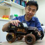 Nanogenerátory v pneumatikách získávají energii při jízdě