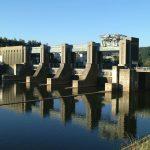 Vodní elektrárna Vrané stále pokračuje v již téměř 80 let trvající výrobě elektřiny