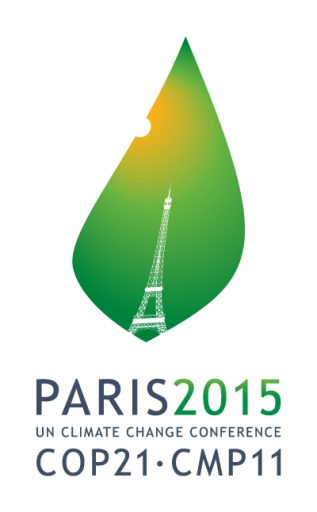 Logo COP 21 v Paříži. Zdroj: United Nations