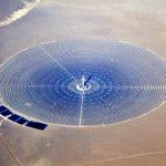 V nejsušší poušti na světě vyroste gigantická hybridní solární elektrárna
