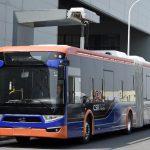 Elektrický autobus s nejrychlejším nabíjením na světě za 10 sekund