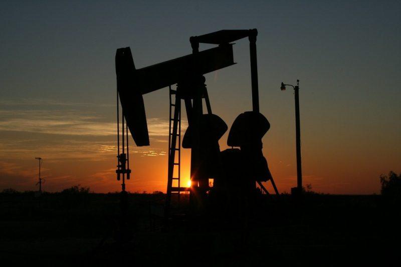 těžba ropy zrychluje