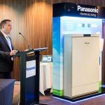 Panasonic expanduje s domácími bateriemi do Evropy. Začne v Německu