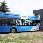 V Plzni  byly nasazeny dva rychlodobíjecí elektrobusy