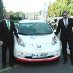 Ministerstvo dopravy začne využívat elektromobily od Skupiny ČEZ