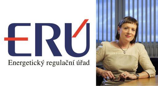 Energetický regulační úřad, předsedkyně - Alena Vitásková