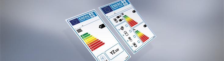 Jednou ze součástí kampaně EU pro podporu energetické účinnosti je o energetické štítkování zařízení.