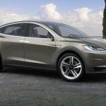 Tesla X bude nejsvižnějším SUV v historii