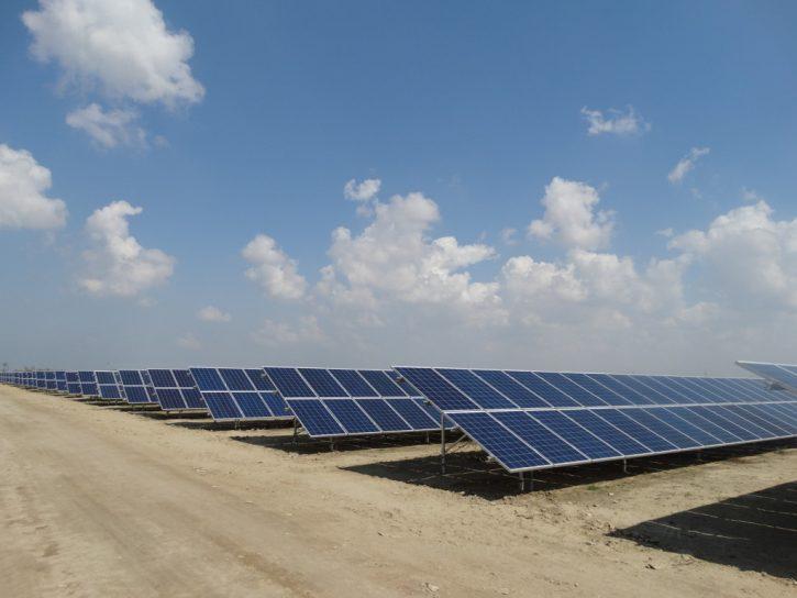 QASP budoucí největší solární elektrárna na světě.