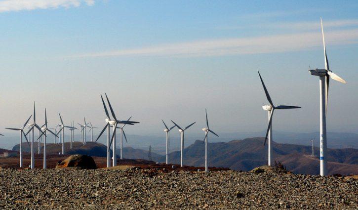 obnovitelné zdroje v Německu
