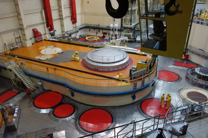 Jaderný reaktor Dukovany