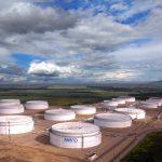 Zásoby a přeprava ropy v České republice