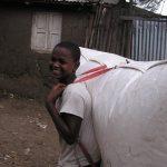 Nový projekt umožní rodinám odnést si plyn v pytli až domů
