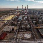 Gazprom staví gigantický závod na zpracování zemního plynu