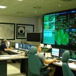 Centrála ropovodů a CRT. Zdroj: MERO