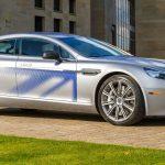 Aston Martin RapidE – konkurence Tesly S od Jamese Bonda (video)