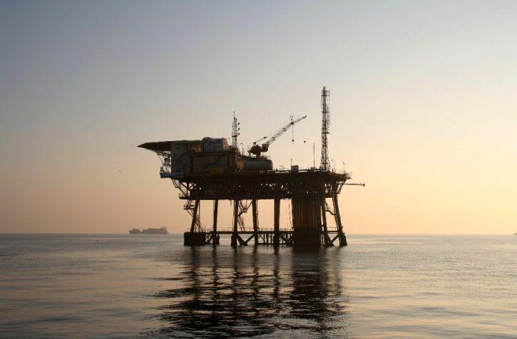 ropná plošina, autor: Enrico Strocchi